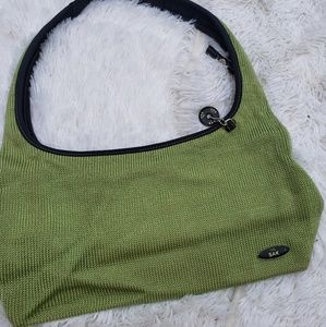 The SAK Purse Handbag Shoulder Green